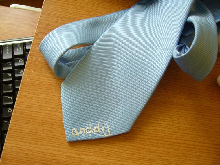 anddij pe cravată :)
