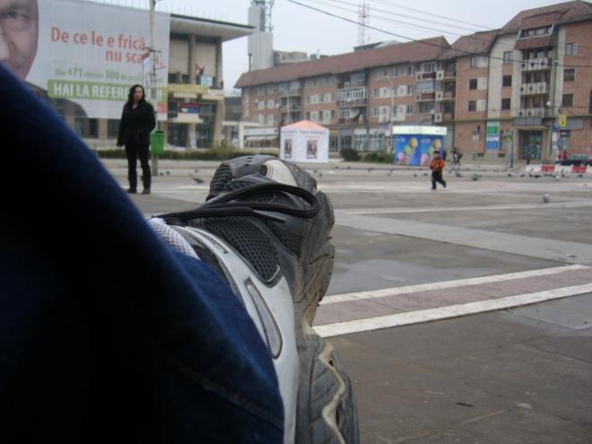 Piciorul meu