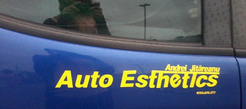 auto-esthetics